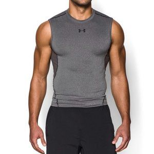 Under Armour Compression Heat Gear  Sleeveless Top